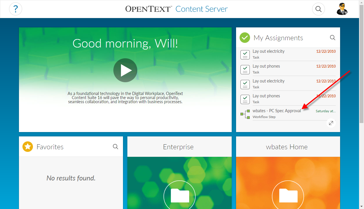Open Workflow
