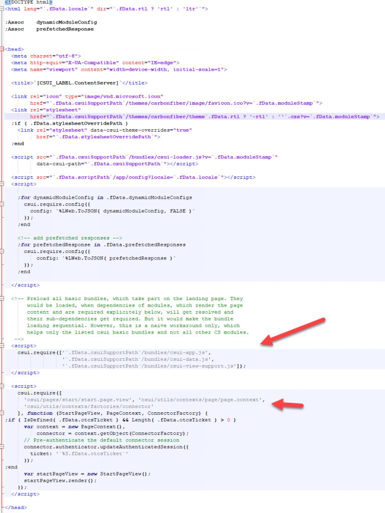 app.html - the head