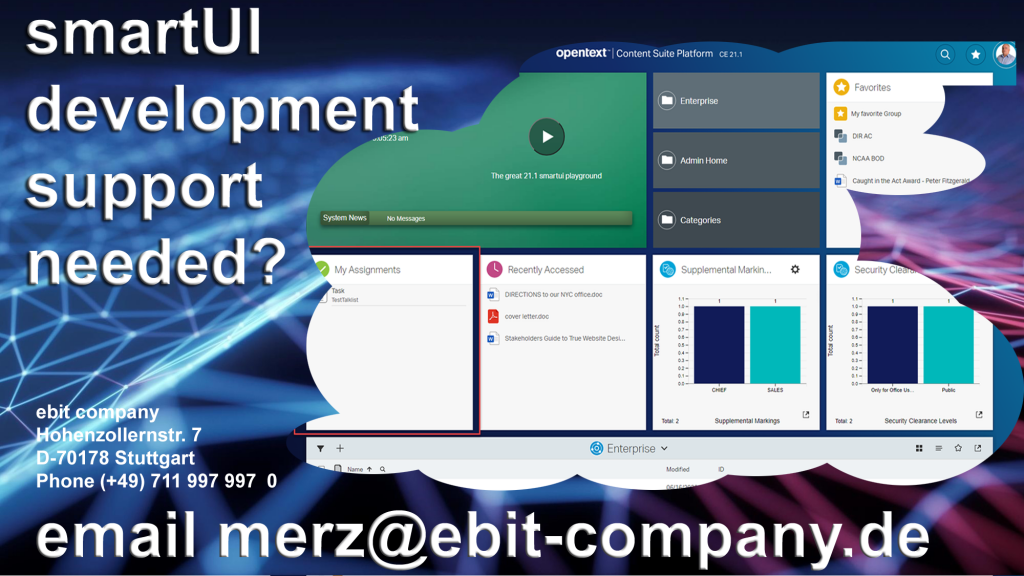 smartUI support